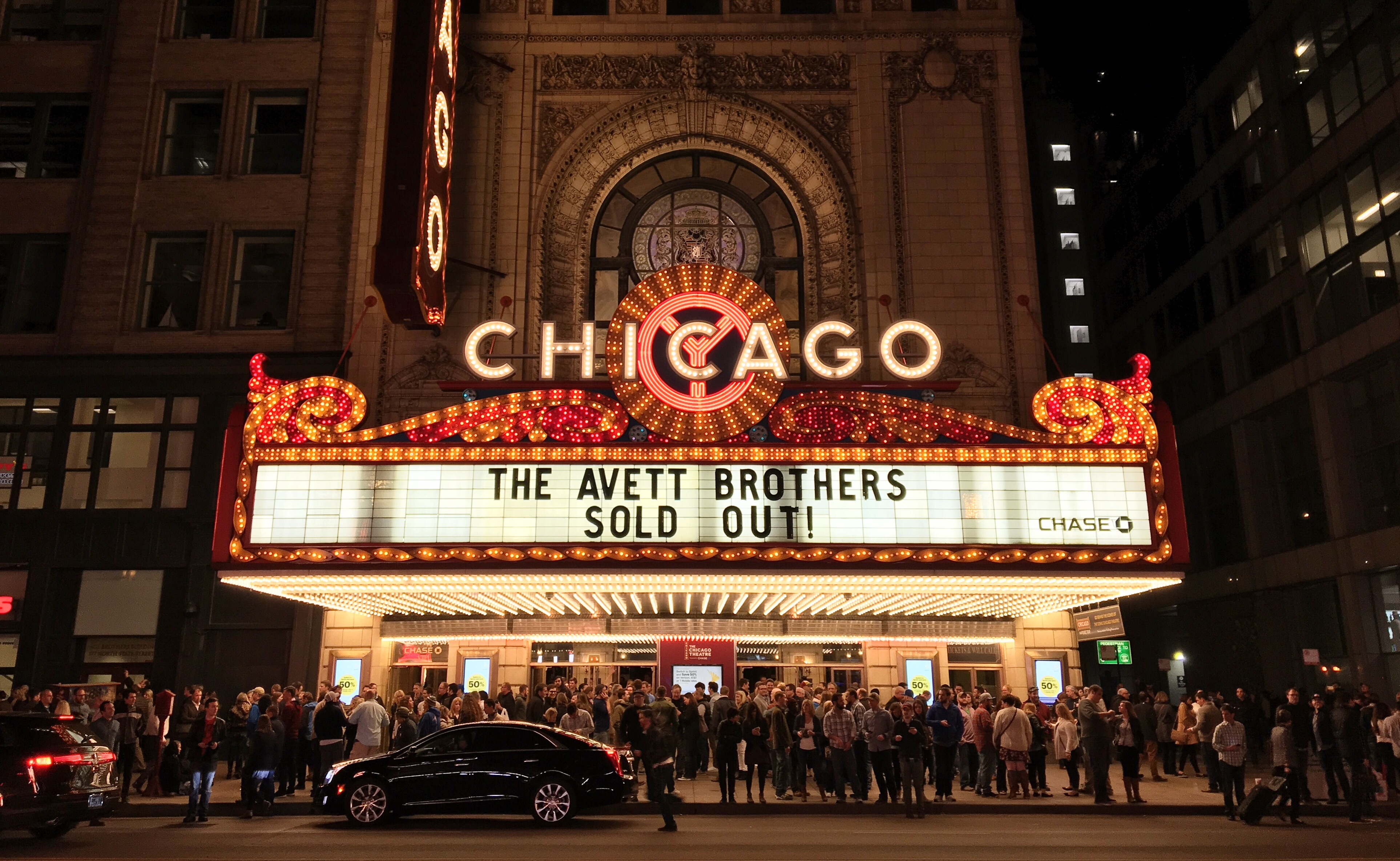 Avett Brothers Chicago Theatre April 22 2016 Part 38